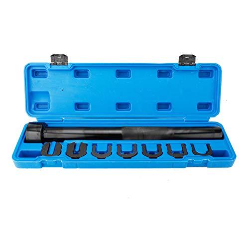 8MILELAKE Inner Tie Rod Removal Tool Set Car Auto Mechanics Inner Tie Rod Tool