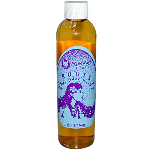 LLC, Roots Apple Cider Vinegar, Hair Tonic, 8.4 oz (250 ml) - WiseWays Herbals