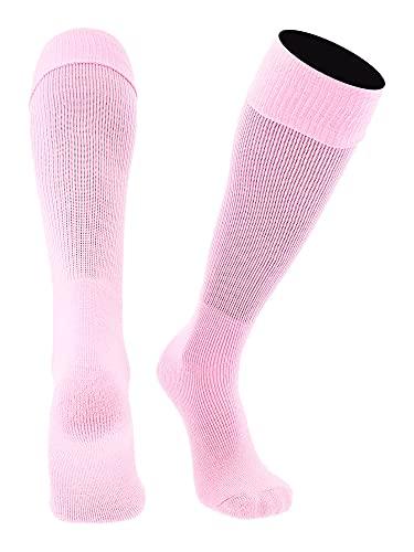 Twin City, Multisport-Socken für Erwachsene/Jugendliche, Damen Unisex Herren, rose, L