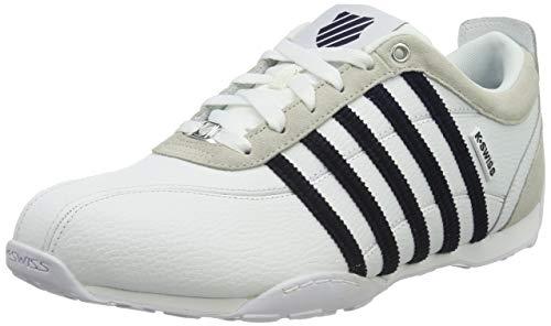 K-Swiss Herren Arvee 1.5 Sneaker, Weiß (White/Bone/Navy 138), 43 EU