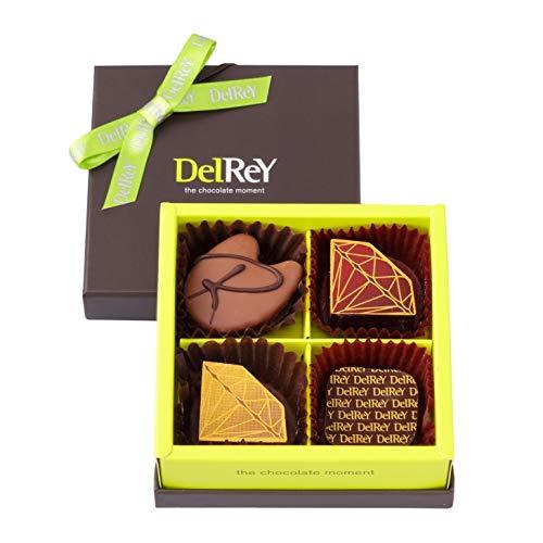 デルレイ DELREY セレクション 1箱(4個入) バレンタイン ホワイトデー チョコレート