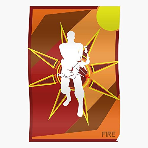 Freshmarque 3 of Eisendrache Der Black Ops Duty Takeo Zombies Cod Nikolai Call Bow Impressive Posters for Room Decoration Printed with The Latest Modern Technology on semi-Glossy Paper Background
