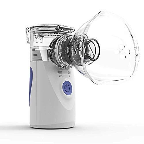Zerstäuber-tragbarer Minivernebler-Wieder aufladbarer Ultraschallvernebler-Inhalator-Befeuchter-Sprüher