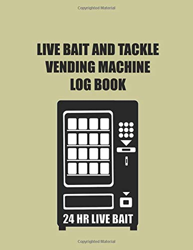 live bait vending machine - 1