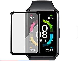 طبقة واقية ناعمة لهواوي هونر باند 6، شاشة حماية لتغطية كاملة، ملحقات الساعة الذكية