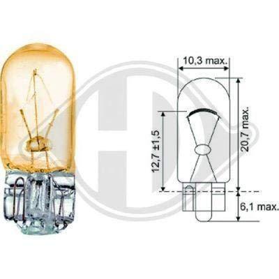 Diederichs LID10079 Lampe, Blinklicht