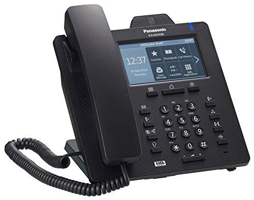 Panasonic KX-HDV430NEB SIP Telefon schwarz