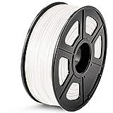 SUNLU Filamento ABS 1.75mm 1kg Impresora 3D Filamento, Precisión Dimensional +/- 0.02 mm,...