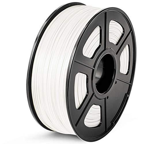 SUNLU - Filamento ABS para impresora 3D, filamento ABS, 1,75 mm, precisión dimensional +/- 0,02 mm,...
