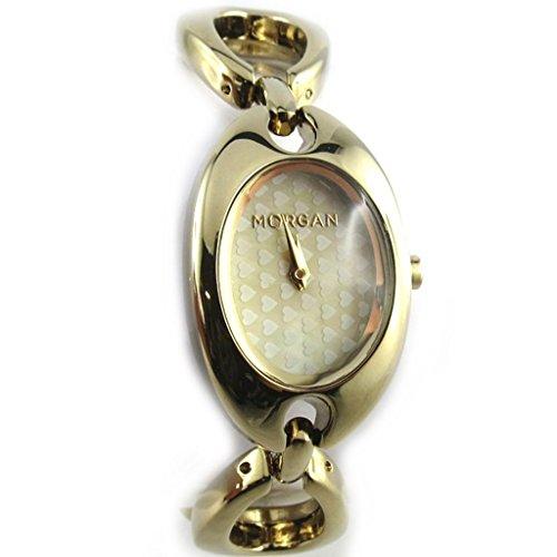 Morgan [N2365] - Armbanduhr 'French Touch' 'Morgan' goldfarben (elégance).