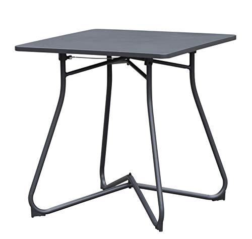 Westfield WF-TB-Sapp Tisch, Aluminum, Anthracite, Large