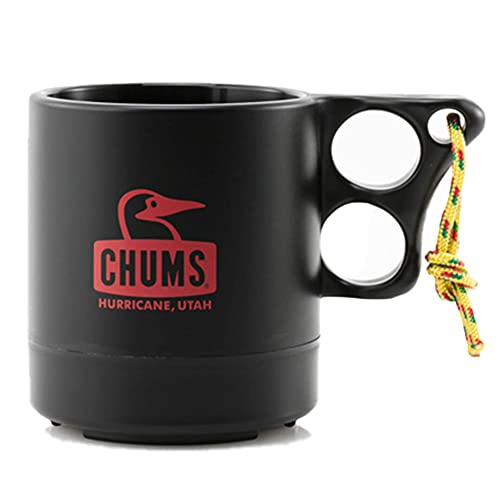 チャムス(CHUMS) 食器 キャンパーマグカップ CH62-1244-K001-00 ブラック