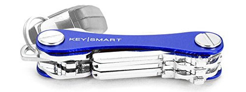 Compact Key Holder and Keychain