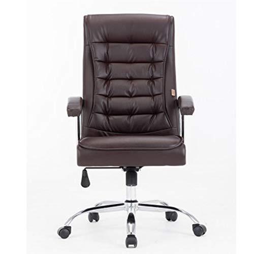 Silla de oficina silla de ordenador silla estática silla de algodón nativo silla de juego silla de ocio silla arco silla oficina marrón