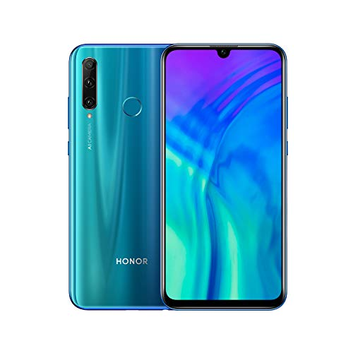 HONOR 20e - Smartphone 64GB, 4GB RAM, Dual Sim, Phantom Blue