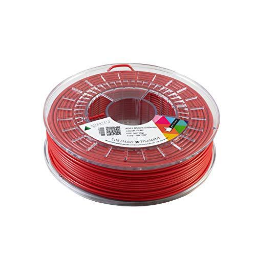 SMARTFIL ASA, 2,85 mm, Ruby, 750 g Filament für 3D-Drucker von Smart Materials