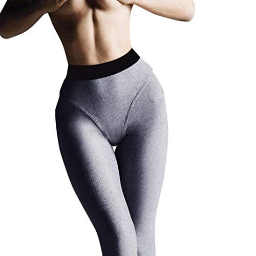 HaiDean yogabroek voor dames, gym chic, hoge leggings voor jongens, taille, joggingbroek, yoga, leggings en fietsbroek, slim fit, panty