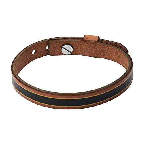 Fossil Herren-Manschetten Armbänder JA7001040