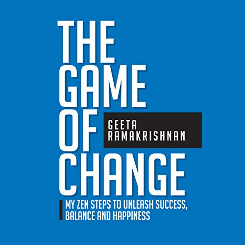 The Game of Change audiobook cover art