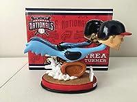 Potomac Nationals Trea Turner as The Road Runner Stadium Promo SGA Bobblehead of This Washington Nationals Speedster