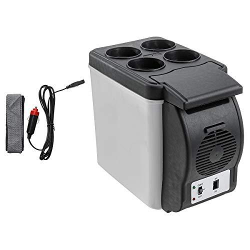 NICOLIE Calentador Caliente 2 En 1 del Refrigerador del Congelador del Refrigerador del Coche De 12V 6L para Los Coches