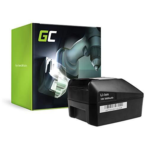 GC® (3Ah 18V Li-Ion cellules) Batterie pour FEIN ASW 18-60 PC Outillage électroportatif