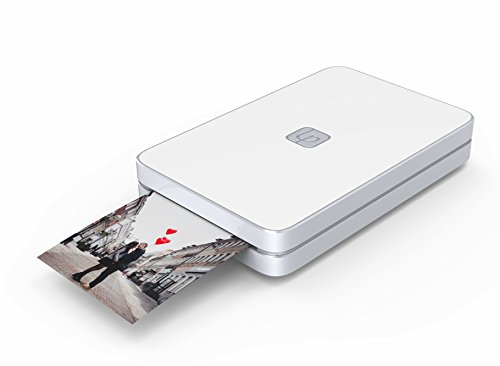 Lifeprint 2x3 Portable Photo and Video Printer for iPhone and Android. Make Your Photos Come to Life w/Augmented Reality (Renewed)