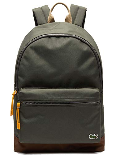 Lacoste Backpack Neocroc Forest Night/Monk's Robe