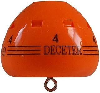 浮動ウキ DECETER(ディセター) オレンジ Lサイズ 4番