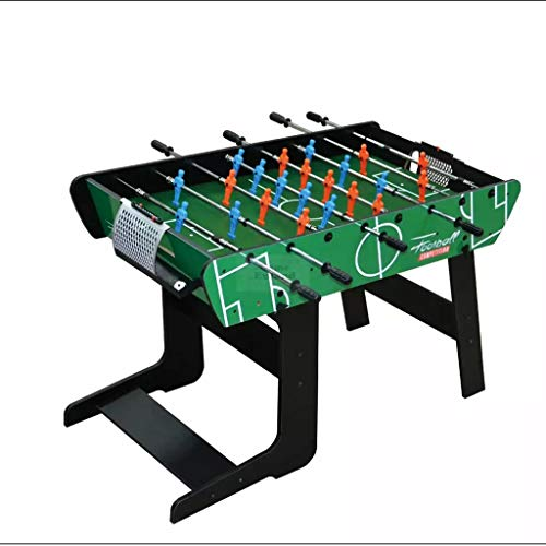 Review YGO Foldable Soccer Foosball Indoor Recreational Hand Foosball Competition Sized Soccer for A...