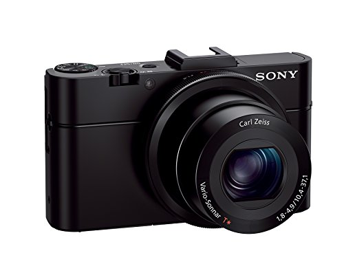 Sony DSCRX100M2/B 20.2 MP Cyber-shot Digital Still...