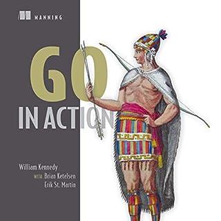 『Go in Action』のカバーアート