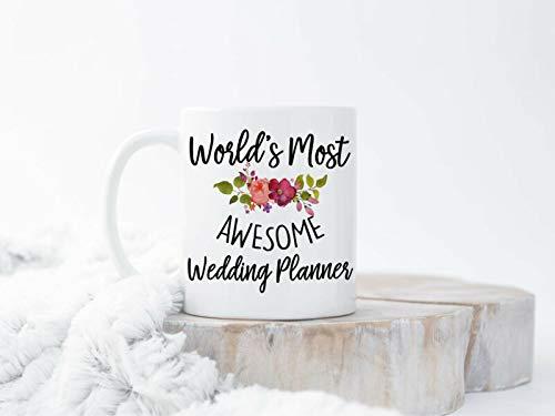 Wedding Planner Mug Gift For Wedding Planner Wedding Planner Gift Wedding