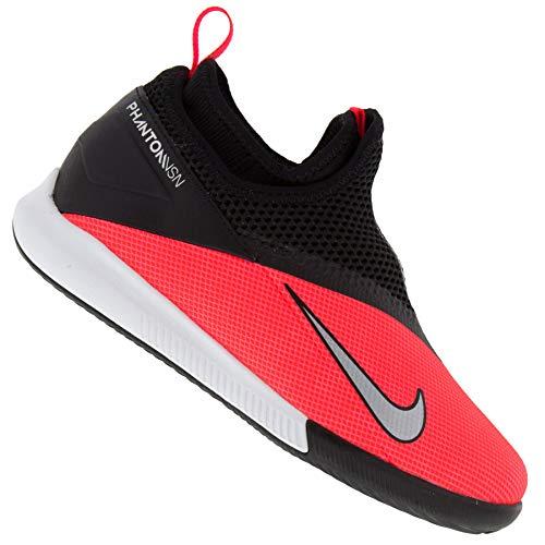 Chuteira Nike Infantil Phanton VSN Tamanho:36;Cor:Preto