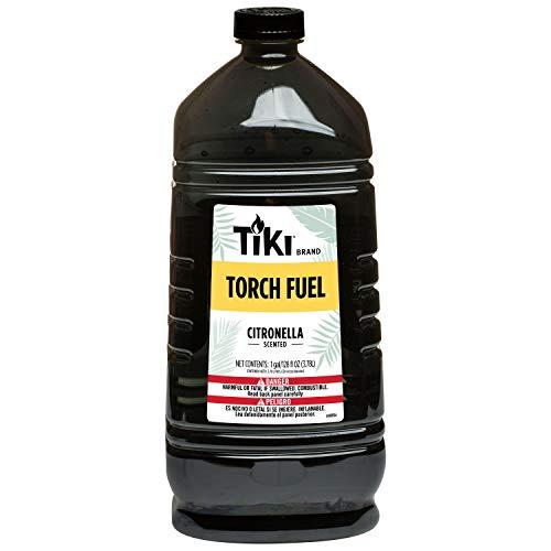 TIKI Brand Citronella Scented Torch Fuel, 1 Gallon