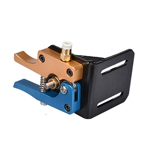 Actualización MK8 Bowden Extrusora de aluminio para impresora 3D Anet A8 Ender 3 RepRap Prusa i3 Filamento de 1,75 mm
