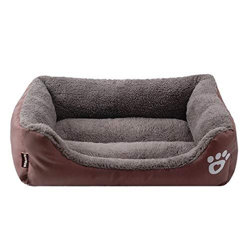 Cama para mascotas para perros grandes cálidas camas de invierno