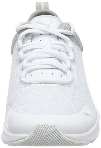 PUMA Electron Street Era, Zapatillas Unisex Adulto, Blanco White/Gray Violet, 41 EU