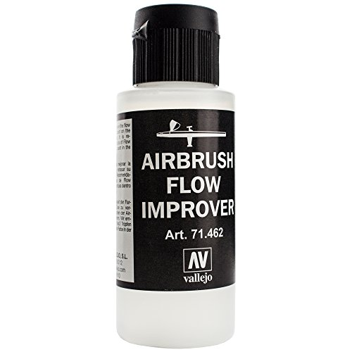 Vallejo Airbrush Flow Improver 17ml 60ml 200ml Fließverbesserer (200ml)