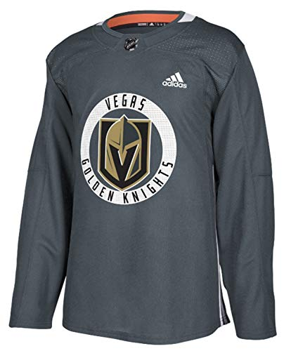 adidas Las Vegas Golden Knights NHL Men's Climalite Authentic Practice Jersey