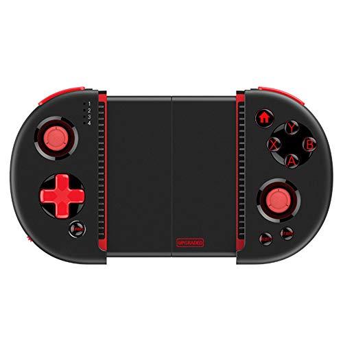 Loijon Jogo sem fio para celular Jogo para smartphone Controlador de gamepad BT 4.0 Compatível com telefone iOS (11.0) e Android (6.0)