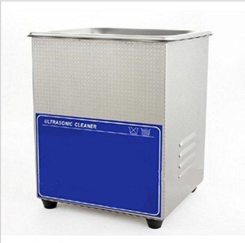 Gowe 1.3L acier inoxydable Nettoyeur à Ultrasons Bain à ultrasons avec waesche Boîte
