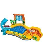 Intex Dinosaur Play Center, Multi-Colour, 57444