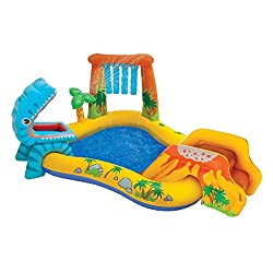 cheap INTEX Inflatable Dynasaw Playcent, 98 x 75 x 43 years old, 2 years old and over