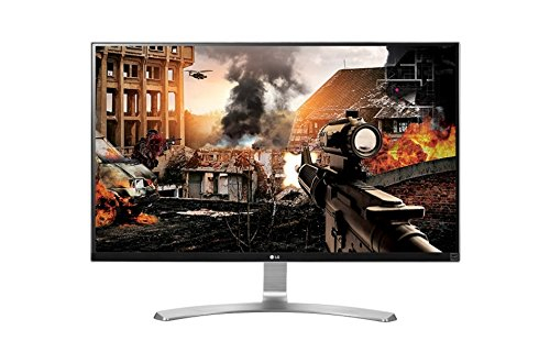 "LG Electronics 27UD68-W.AEU - Monitor de 27"" (HDMI) Color Blanco"