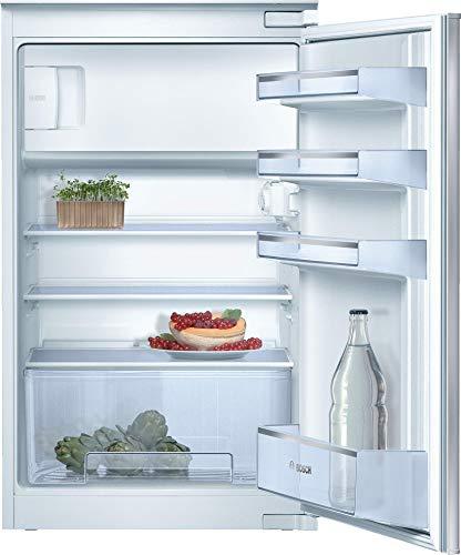 Bosch KIL18V20FF Serie 2 Einbau-Kühlschrank mit Gefrierfach / A+ / 88 cm Nischenhöhe / 191 kWh/Jahr / 112 L Kühlteil / 17 L Gefrierteil / MultiBox / SafetyGlass