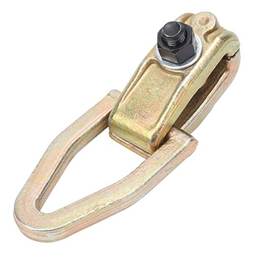 Abrazadera de tracción de metal, ligera y portátil, herramienta de reparación automática de herramientas manuales,