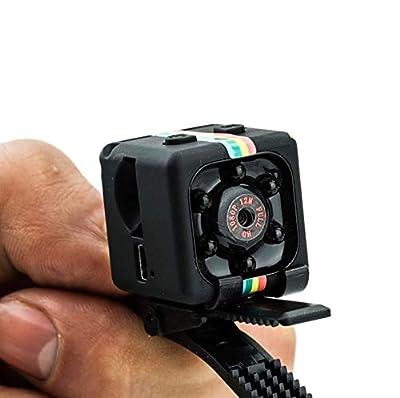Mini Camera : sports camera, outdoors, mount, video recorder, night vision, road trips, nanny cam, portable, car, office, 108p