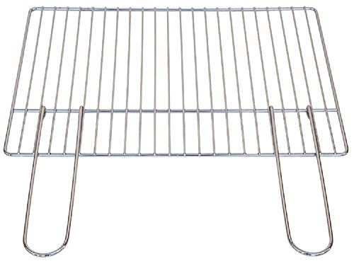 Griglie graticole per Barbecue Beton cm.: 67x40