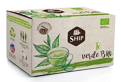 Ship C/ 20 Té Verde Bio